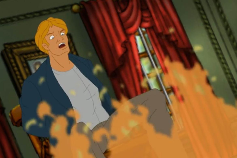 Speciella stunder: Abrupt slut i Broken Sword: The Smoking Mirror