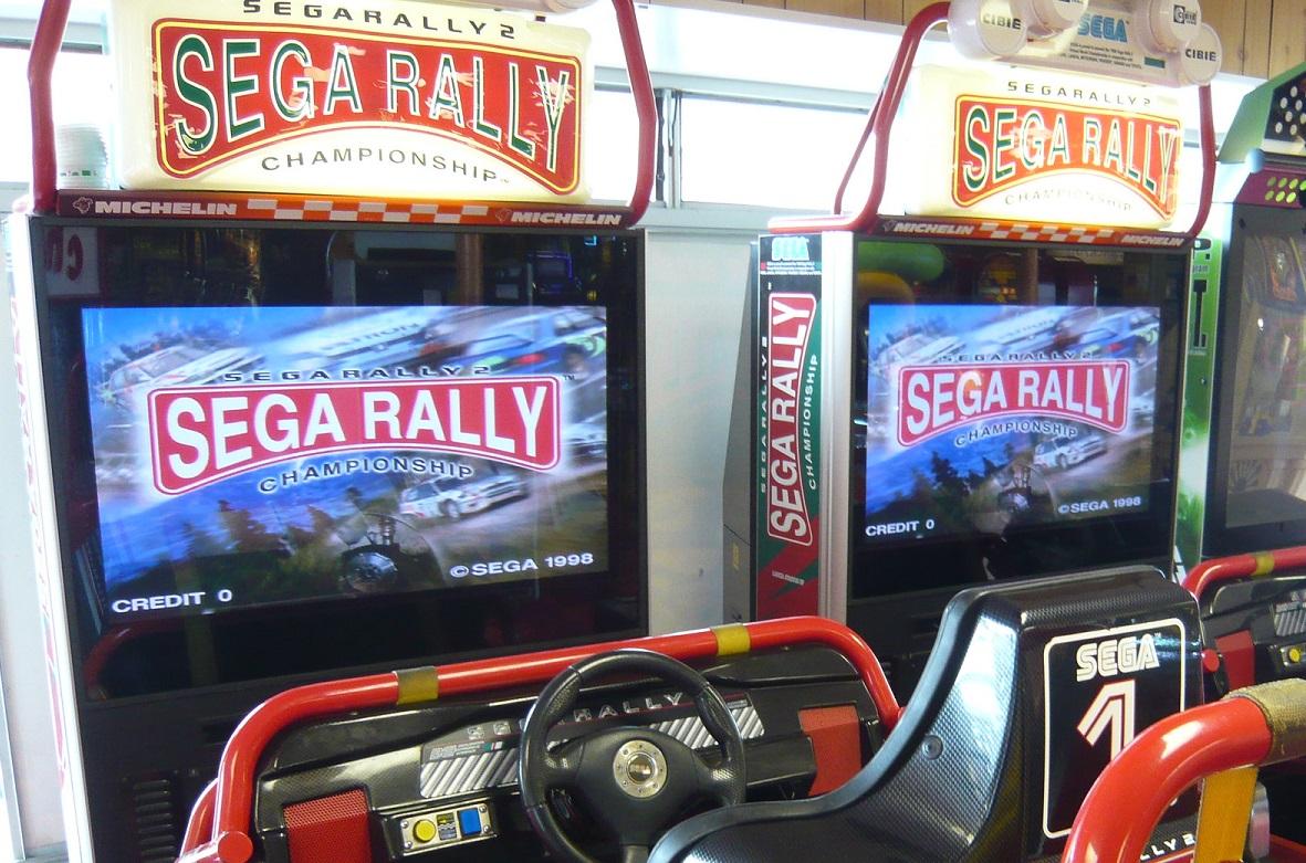 Speciella stunder: Sega Rally 2 och förutfattade meningar