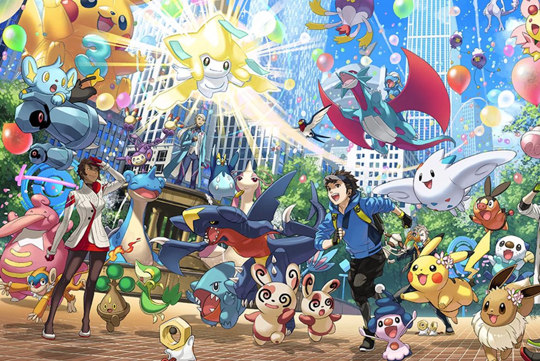 Pokémon Go fick hela världen att röra på sig