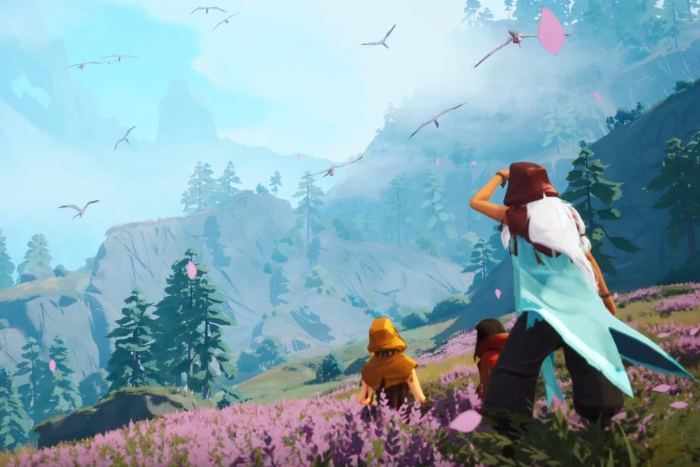 Rare presenterar helt ny spelvärld i Everwild