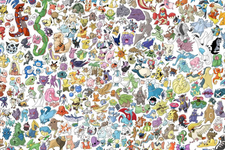 Är Pokémon världens gulligaste achievements?