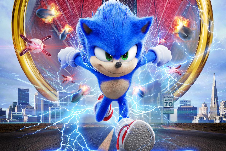 Sonics nya look avslöjas i ny filmtrailer