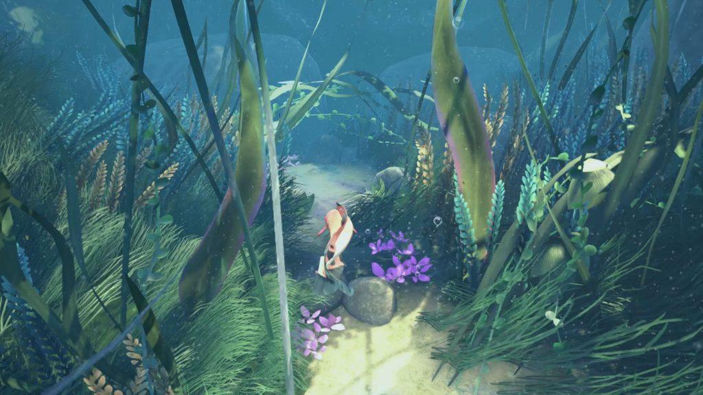 Fisken i Lost Ember
