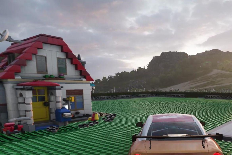 Speciella stunder: Huset som aldrig byggdes i Forza Horizon 4