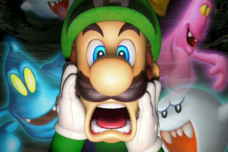 Speciella Stunder: När den blinde ledde den fege genom Luigi's Mansion