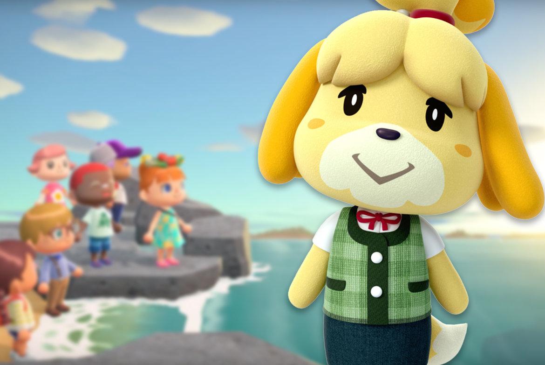 Isabelle är ansiktet utåt som Animal Crossing behövde