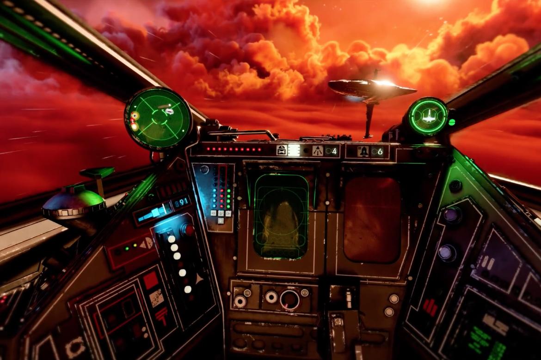Gameplay-premiär för Star Wars: Squadrons