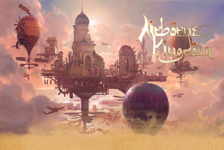 Ge ditt kungarike vingar i Airborne Kingdom