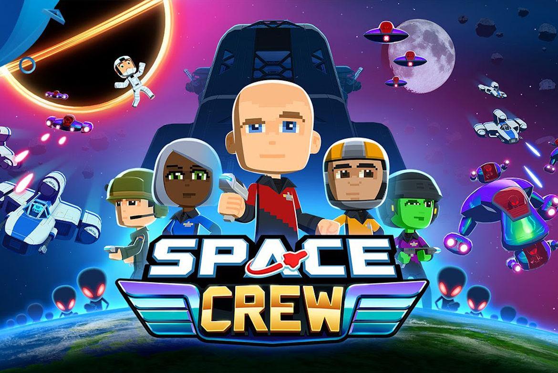 Bomber Crew-studion tar oss nu ut i rymden i Space Crew