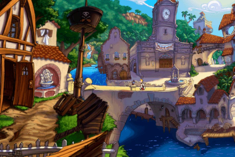 Veckans spelmelodi: The Curse of Monkey Island – Puerto Pollo