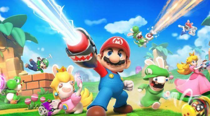 Åtta saker som gör Mario + Rabbids till ett utmärkt val